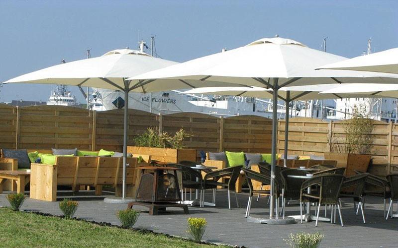 solero horecaparasols professionele parasols voor caf. Black Bedroom Furniture Sets. Home Design Ideas