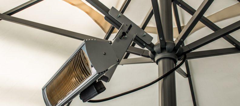Solero Cosy 'Low Glare' heater