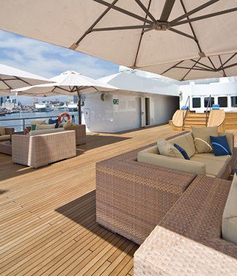 Solero P6 Yacht