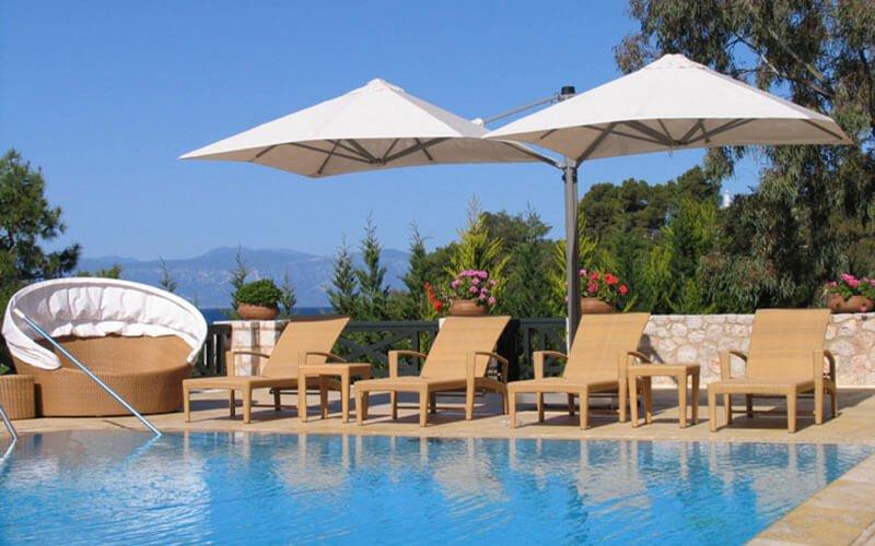 Solero® Prostor Pro | tuin parasol met