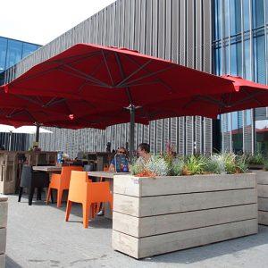 Prostor horecaparasol in Tilburg