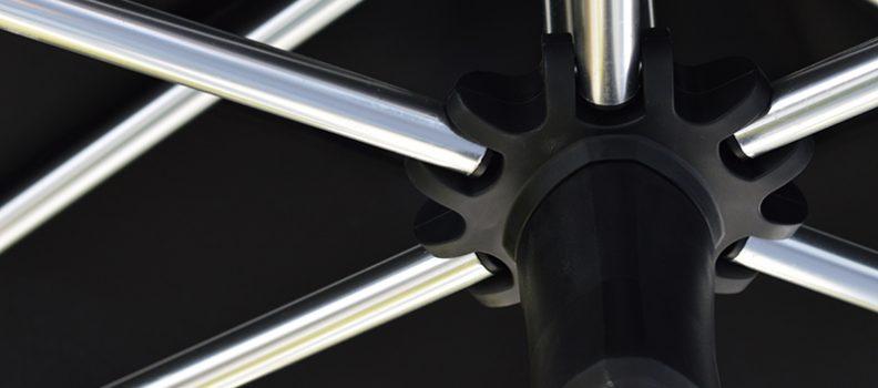 Aluminium parasols – Stevig, licht, en duurzaam